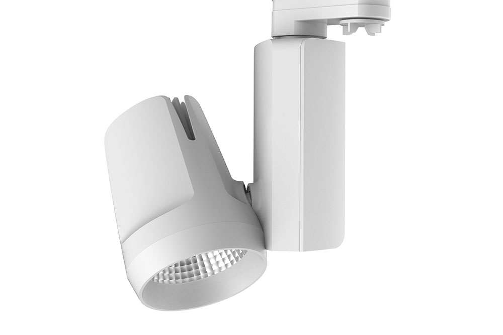 oprawy na szynoprzewody LED
