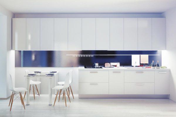 Oprawy meblowe LED / LED cabinets lights