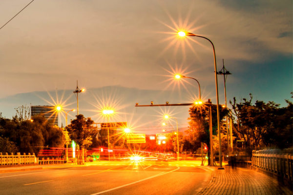 Oprawy uliczne LED