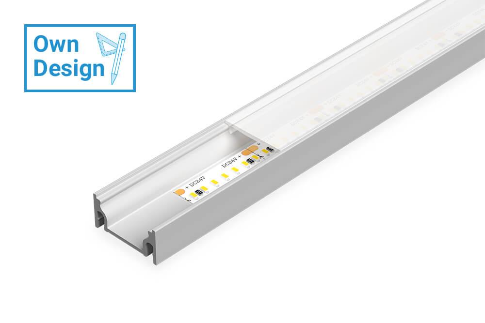 Surface-mounted-profile-PRO-5