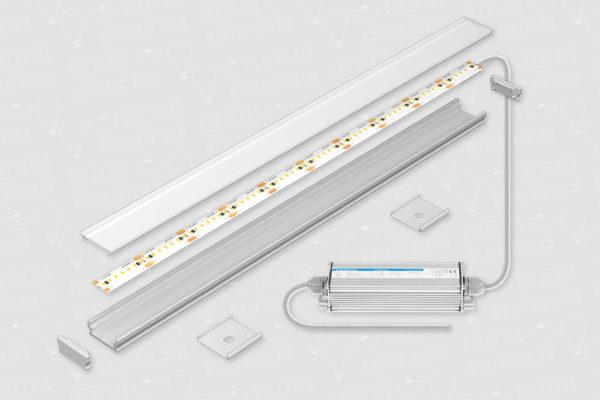 Gotowe systemy oswietleniowe