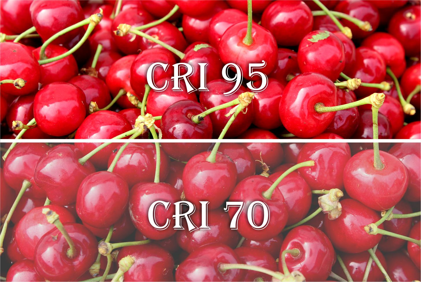 Współczynnik oddawania barw CRI