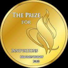 Rema Days - Medal za innowacje 2020