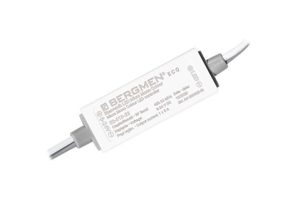 Micro LED controller