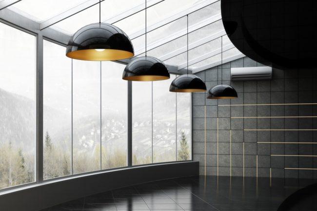 fugi LED salon